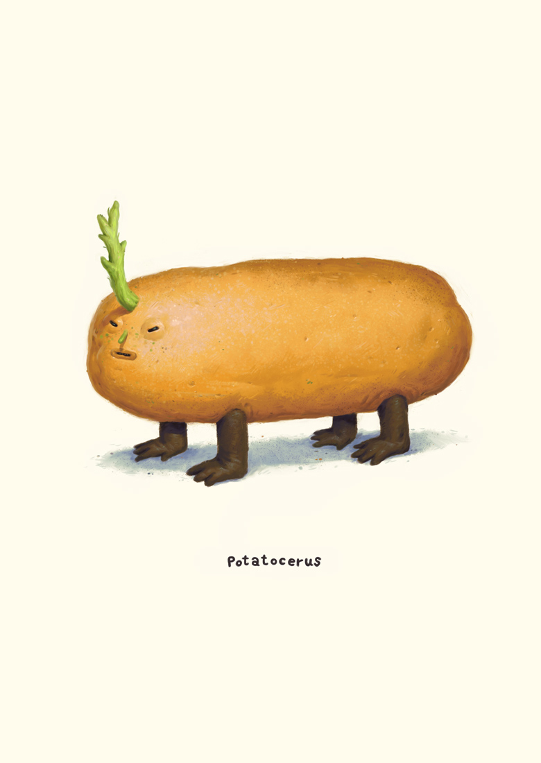 Potatocerus